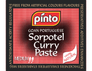 Sorpotel Curry Paste