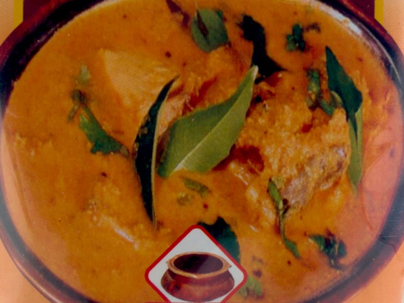 how to make fish masala curry